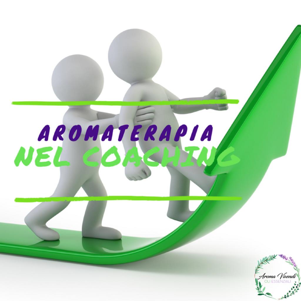 Aromaterapia nel Coaching
